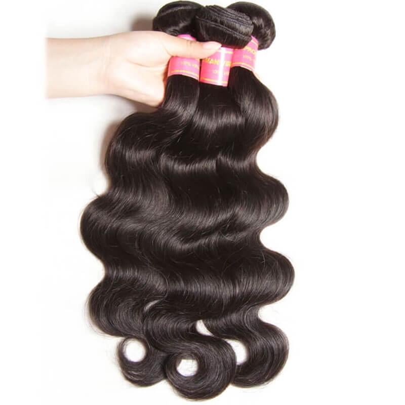 hair bundles with closure deals