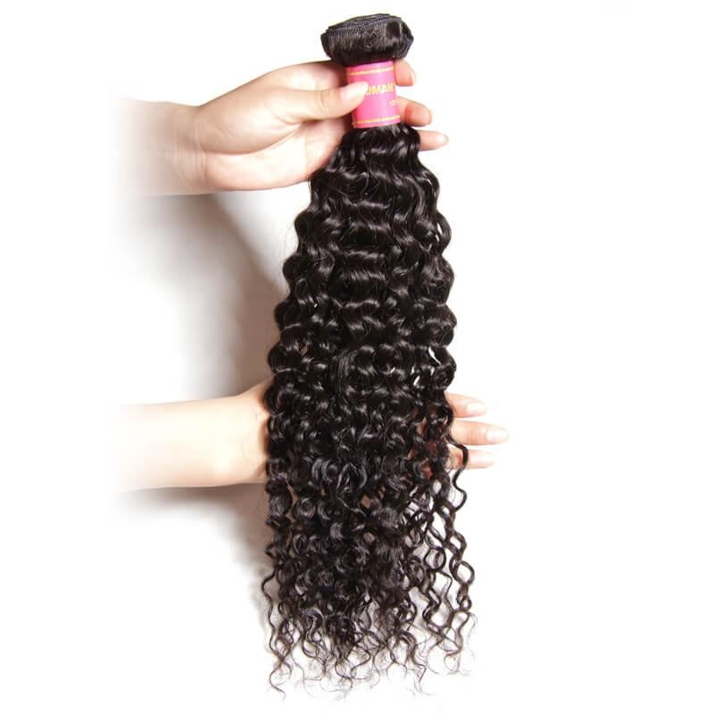 Nadula Wholesale 3 Bundles Of Malaysian Kinky Curly Hair Weave