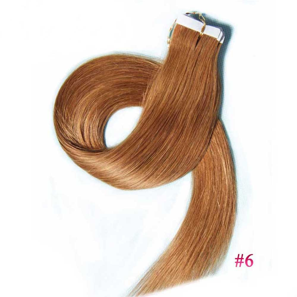 Nadula Quality Best Remy Tape In 100 Human Hair Extensions Double