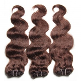 Nadula Wholesale Indian Virgin Hair Body Wave #2 Real Cheap Human Hair Extensions