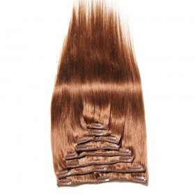 Nadula Cheap Remy Natural Clip In Extensions For Thin Hair Virgin Human Hair Extensions