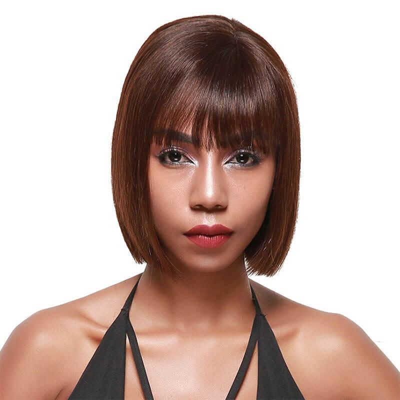 wigs human hair