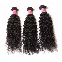 brazilian kinky curly weave 3 bundles