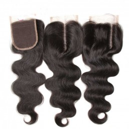 body wave hair bundles with closure
