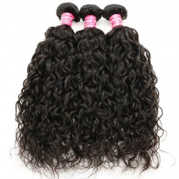 brazilian water wave hair