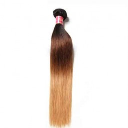 ombre straight hair 1 bundle