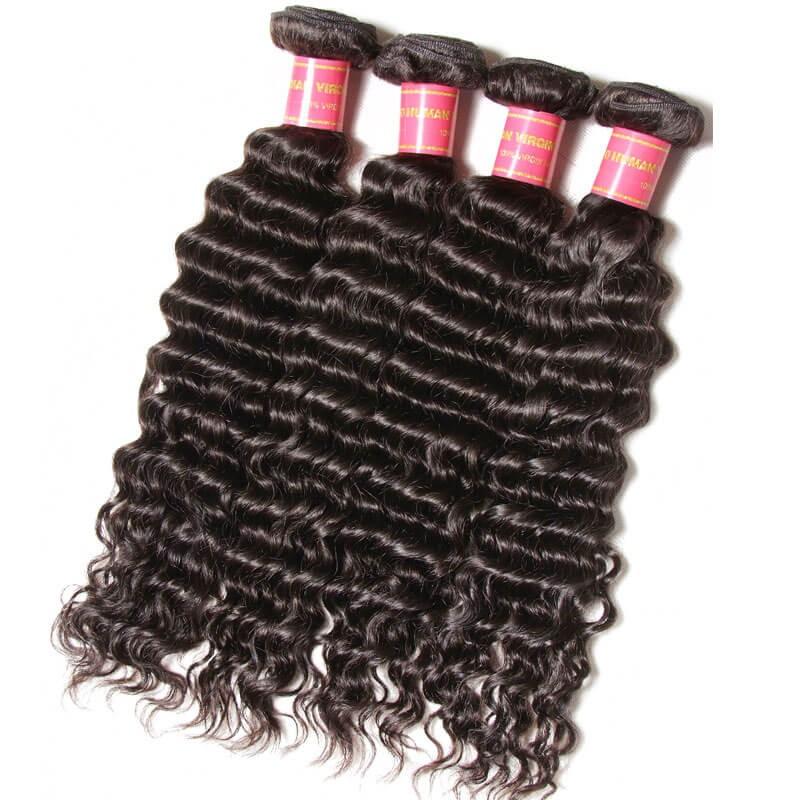brazilian virgin hair deep wave