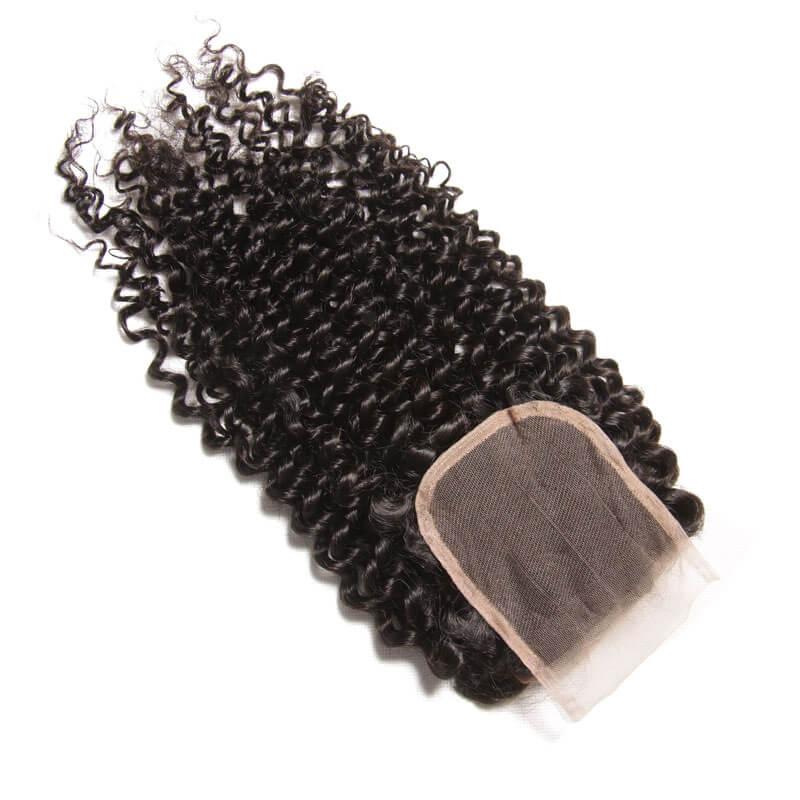 brazilian hair with closure