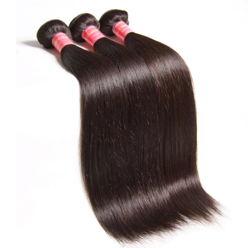 full virgin brazilian straigth hair