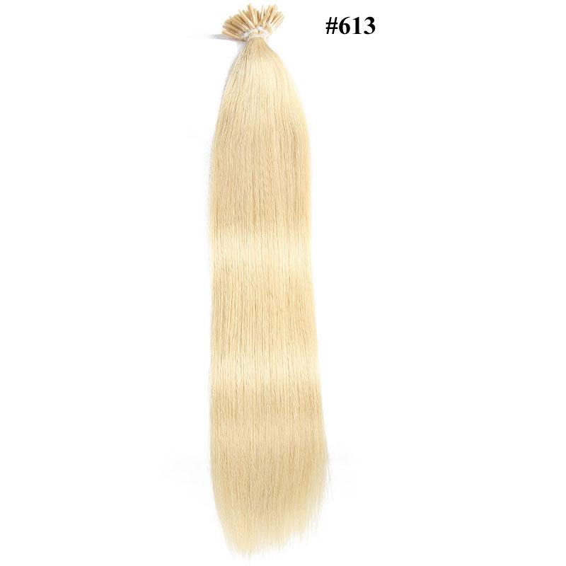 Nadula Cheap Pre Bonded Keratin Fusion I Tip Hair Extensions