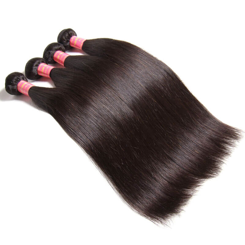 Nadula Top Grade Brazilian Straight Hair Bundles,8in-30in Brazilian Straight Weave,Luscious Straight Brazilian Weave Are Sold At Lowest Price.