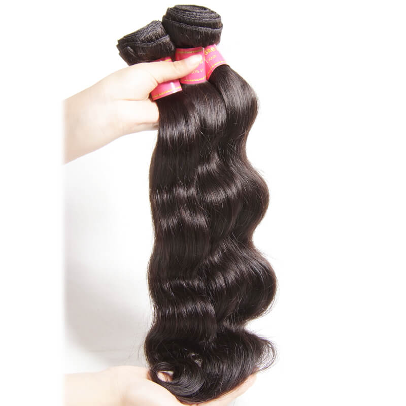 lustrous peruvian body wave hair