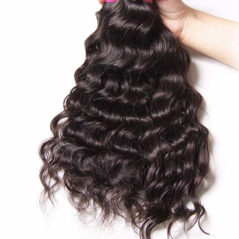 natural wave brazilian hair bundles