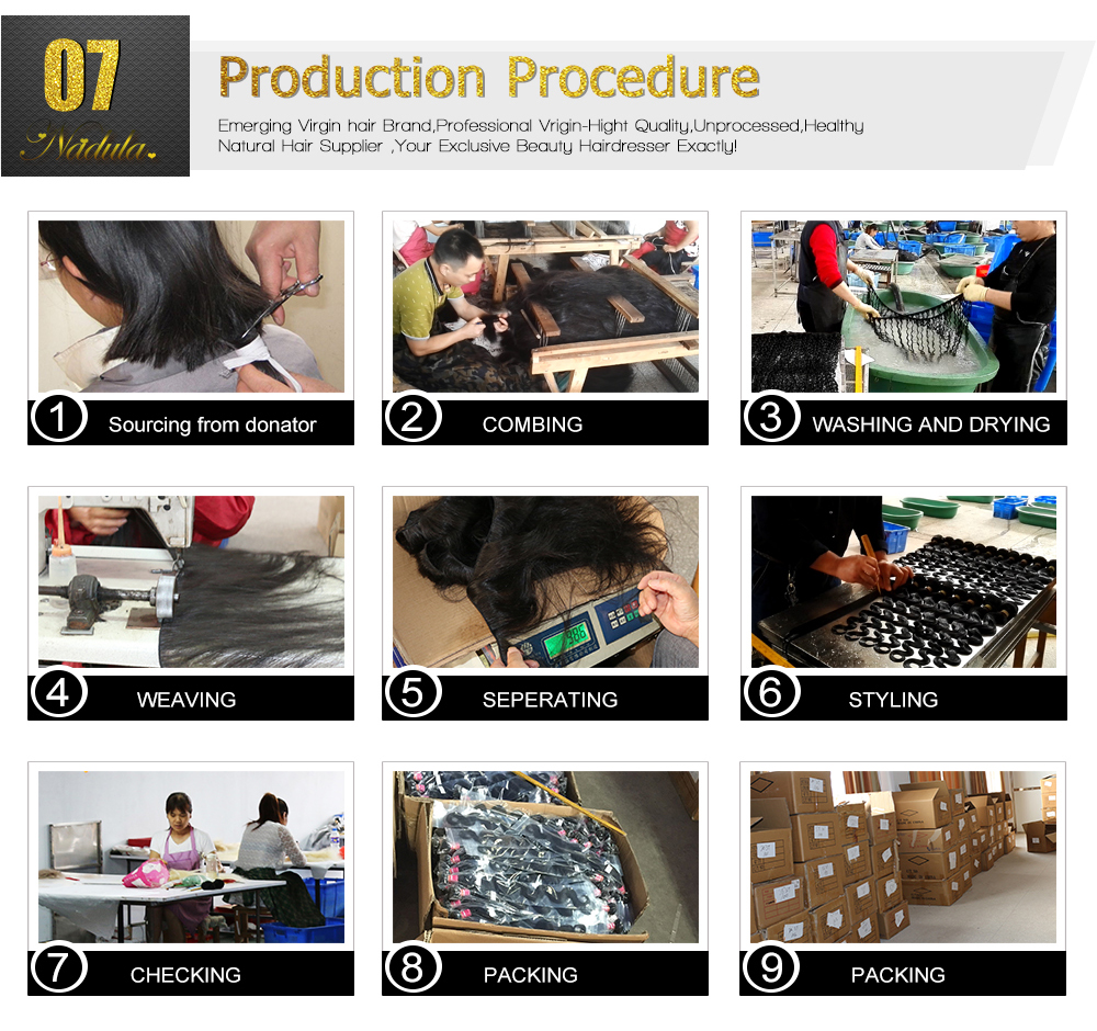 Nadula Production Procedure