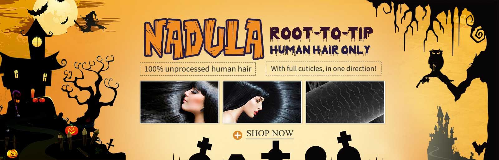 full cuticle in one direction virgin brazilian human hair