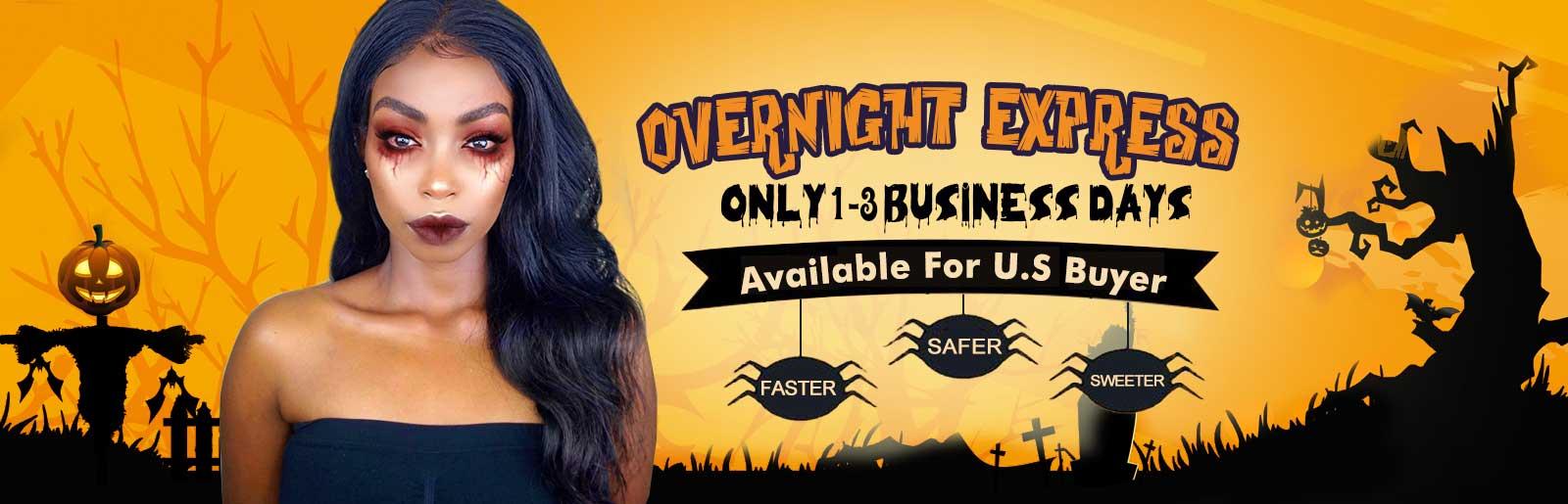 U.S express overnight