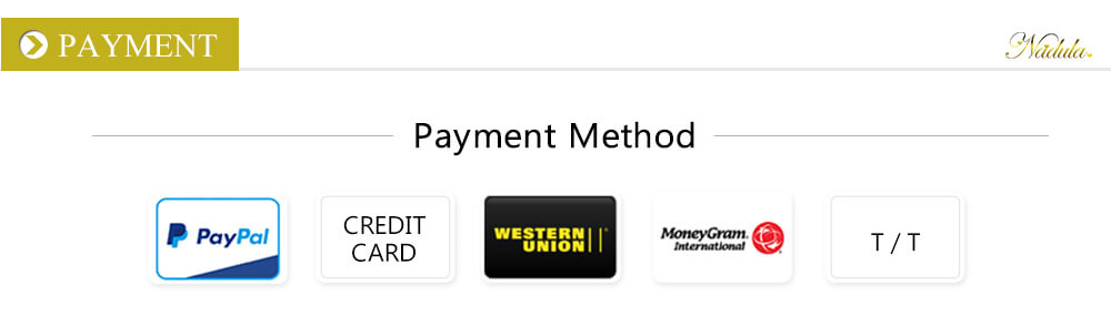 Convinient Payment methods
