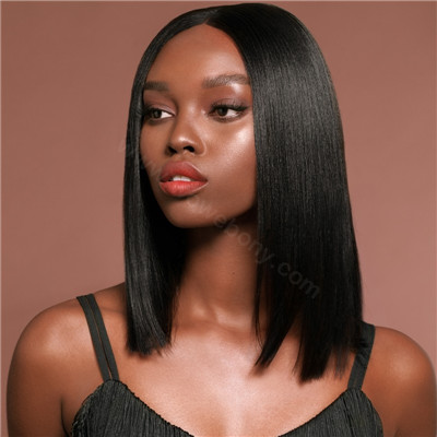 How to make a sew in bob with quick weave nadula a quick weave is a temporary hair extension install that will only last a few weeks to a month you can cut your hair the way you want it solutioingenieria Image collections