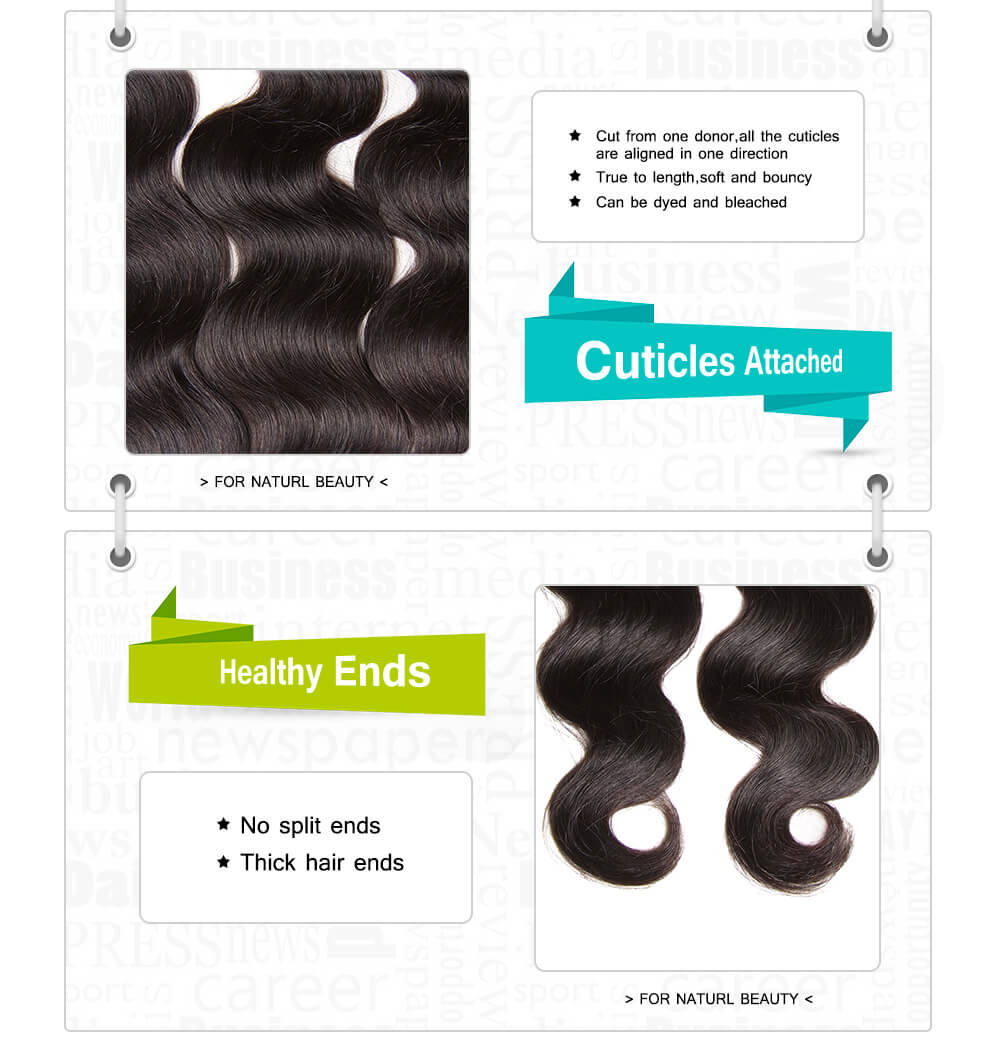 virgin hair bundles with closure