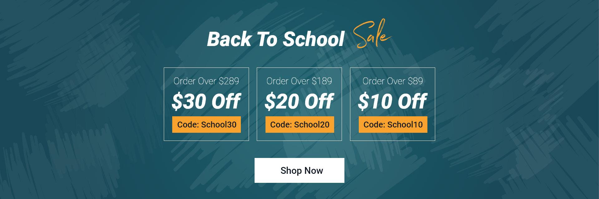 Back To School Sale 2021 PC1