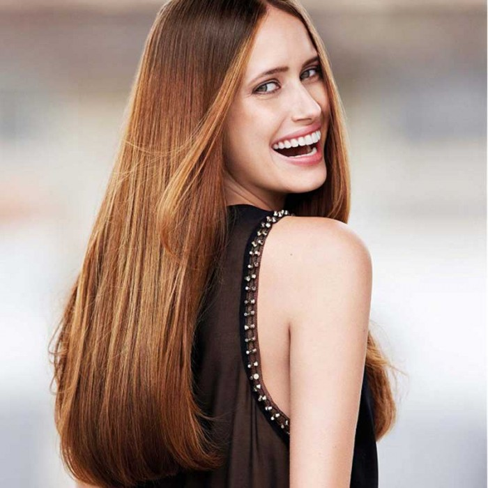 Nadula The Best Clip In Hair Extensions Real Human Hair Clip In Extensions