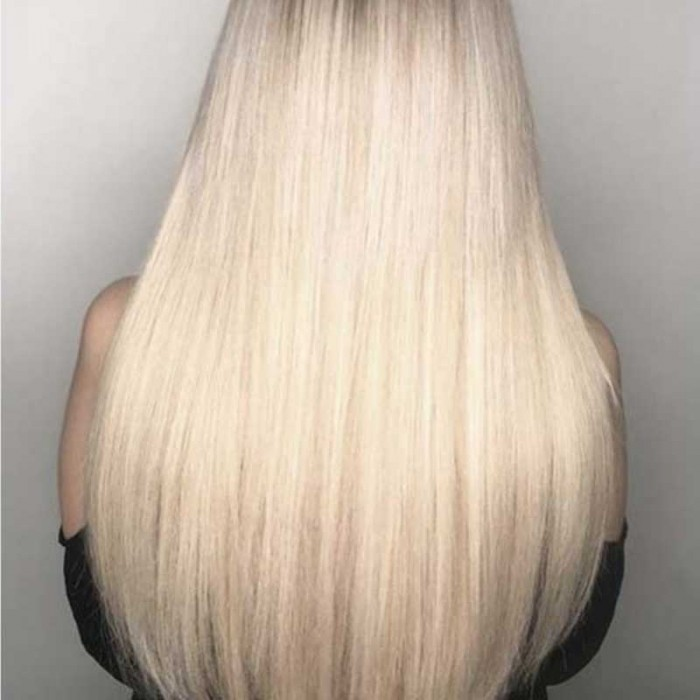 Nadula Cheap Remy Clip In Human Hair Extensions Putting In Clip In Hair Extensions