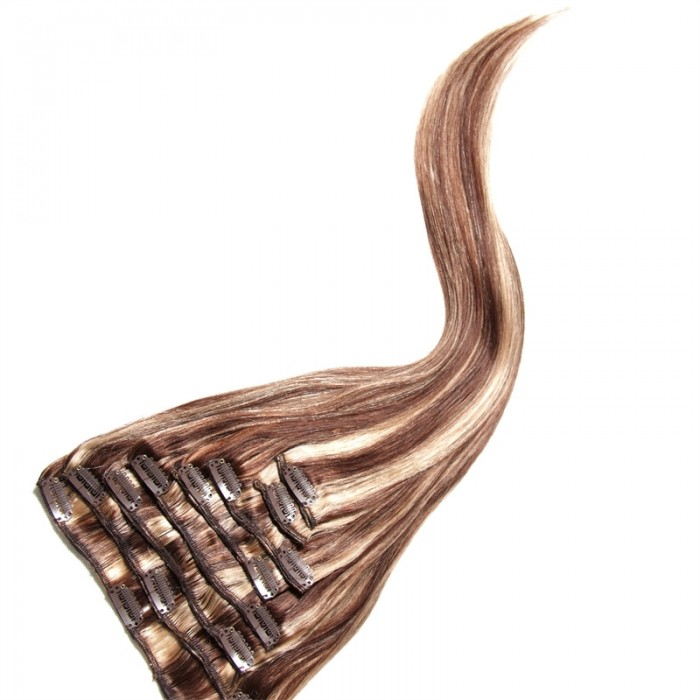 Nadula Best Remy Affordable Real Clip In Human Hair Extensions