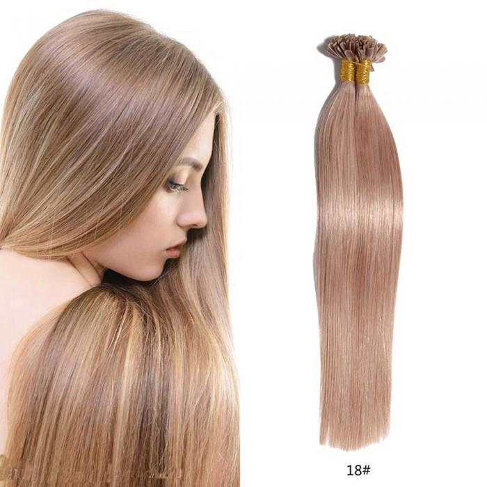 Nadula Silk Nail Extensions Quality Best Human Hair Natural Indian Virgin 100G