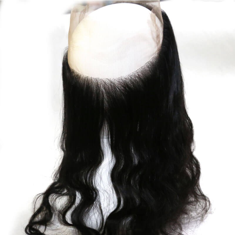 Nadula 360 Full Lace Frontal Closure Body Wave Unprocessed