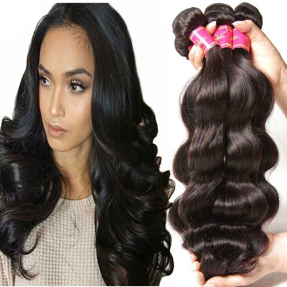 nadula wholesale virgin hair 100 peruvian body wave hair