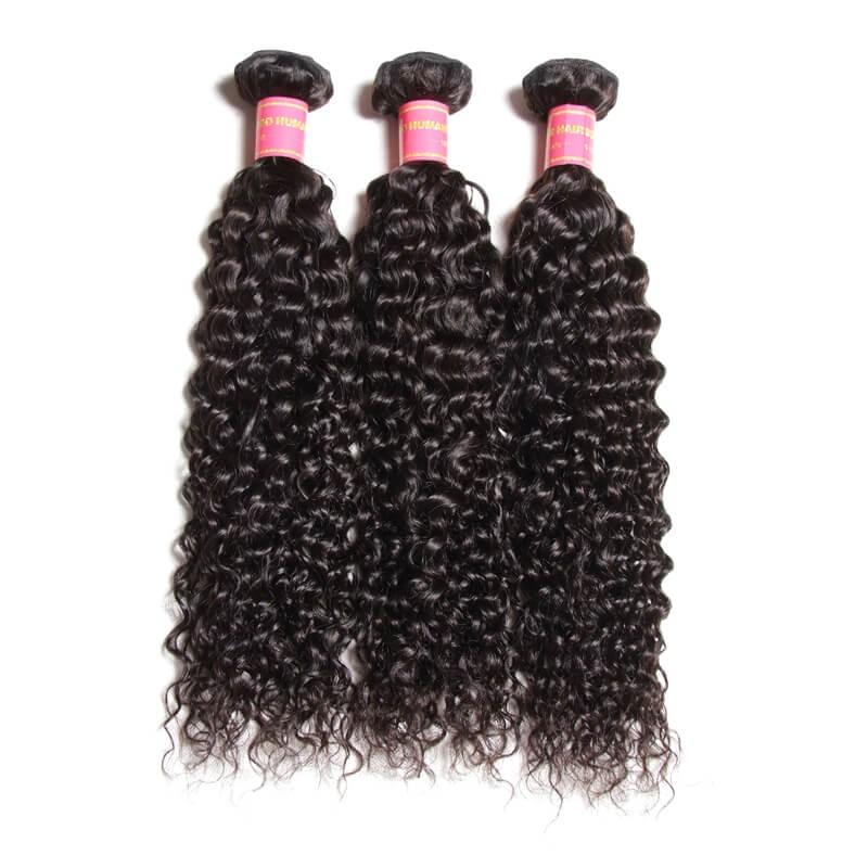 Nadula 100 Unprocessed Virgin Peruvian Curly Hair Weave 3
