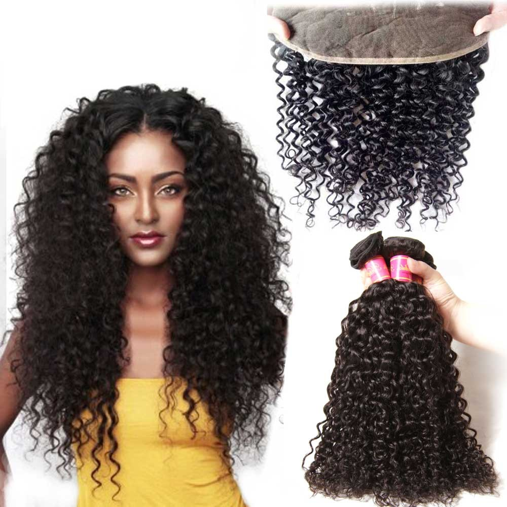 Nadula wholesale kinky curly hair weave bundles with 13x4 lace wholesale hair extensions kinky curly pmusecretfo Image collections