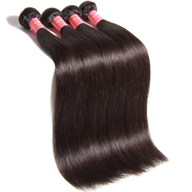 Nadula Cheap Brazilian Hair 3 Bundles Unprocessed Virgin