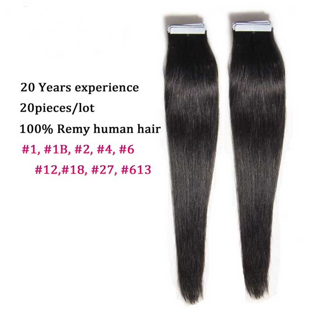 Nadula 100 remy human hair tape in extensions double sided skin remy human hair tape in extensions pmusecretfo Gallery