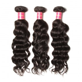 Nadula Wholesale Virgin Brazilian Natural Wave Hair Bundles Brazilian Hair Products Extensions