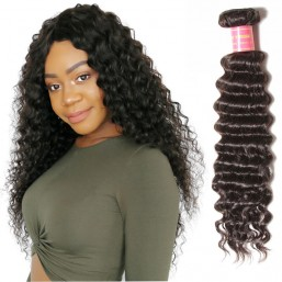 deep wave brazilian hair