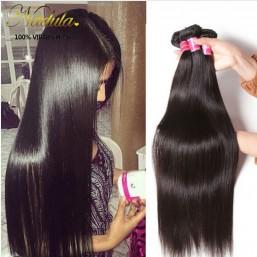 straight brazilian hair beautiful wave and style