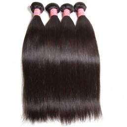 unprocessed peruvian straight virgin hair