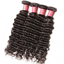 malaysian virgin hair deep wave