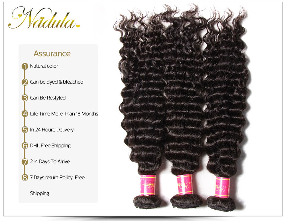 Nadula 100 Virgin Human Hair