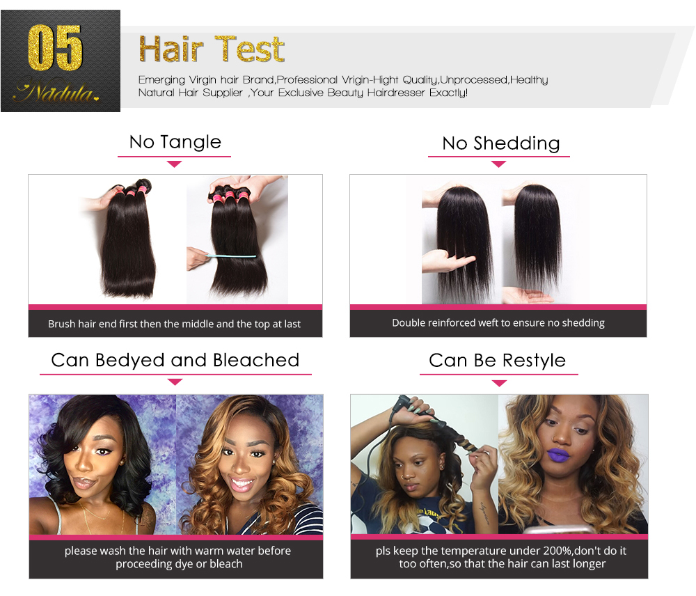 Nadula Hair Test