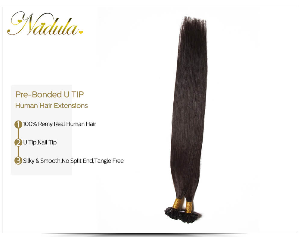 u tip human hair extensions