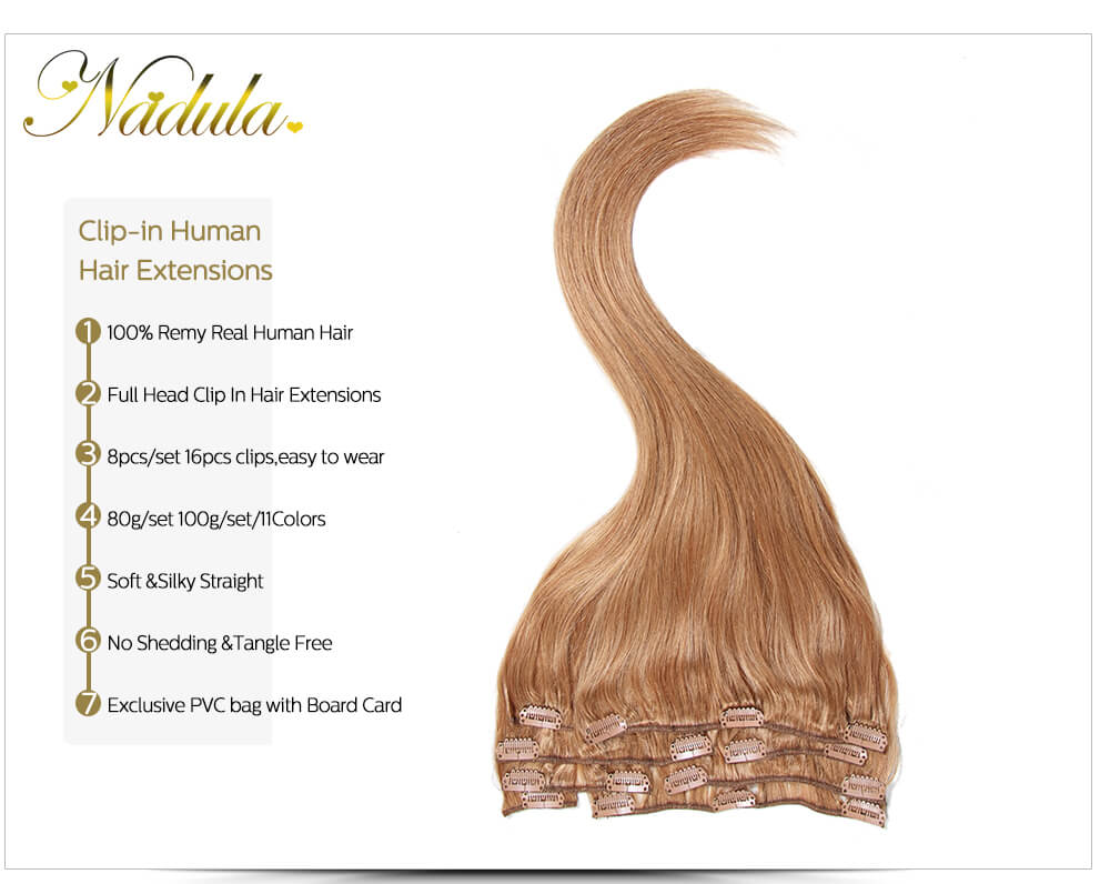 best clip in hair extension brands