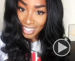 hair closure, frontal and wig