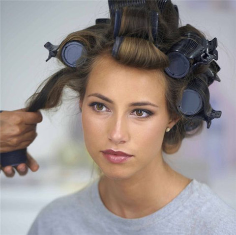 How To Curl A Human Hair Wig With Rollers