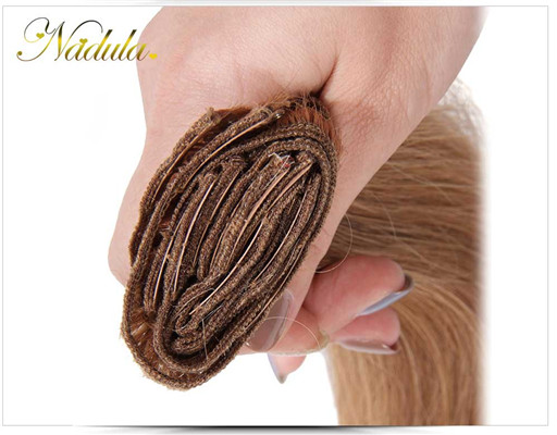 Make your hair extension more natural nadula make the same style with the hair extension and your own hair so that they can be fused with each other in this waything is more conspicuous than wearing pmusecretfo Gallery