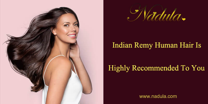 Indian Remy Human Hair is Highly Recommended To You