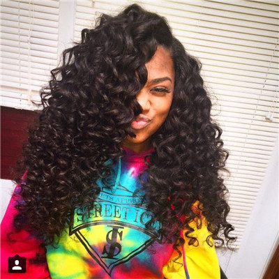 What Type Of Weave Blends Well With Natural Hair
