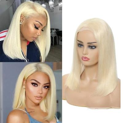 platinum blonde bob wig