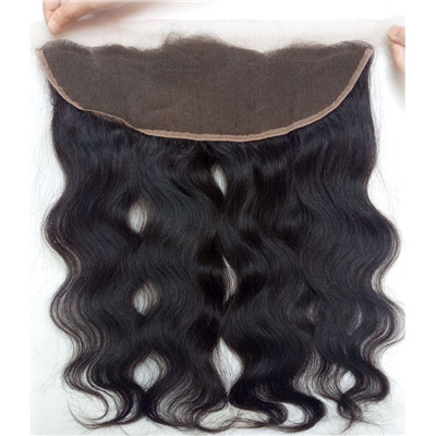 frontal lace closure